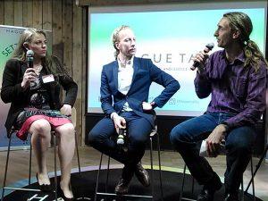 Sabine Achterbergh, Jelle Klaas and Jeff Handmaker